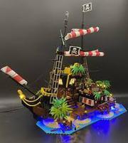 Buy LEGO Ideas 21322 Pirates of Barracuda Bay Lighting Kit