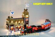 USB And Battery Powered LED Lighting kit For LEGO (71044) Disney Train